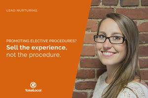 promote elective surgery procedures
