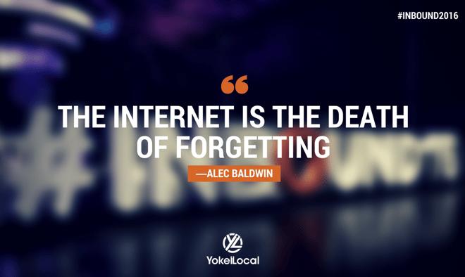 Alec Baldwin Inbound 16 Keynote