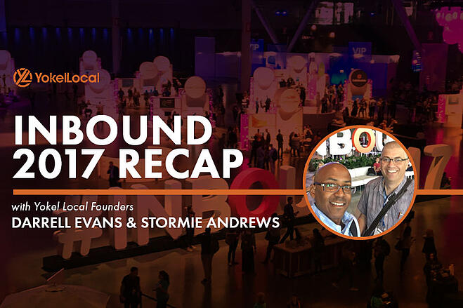 Inbound 2017 recap