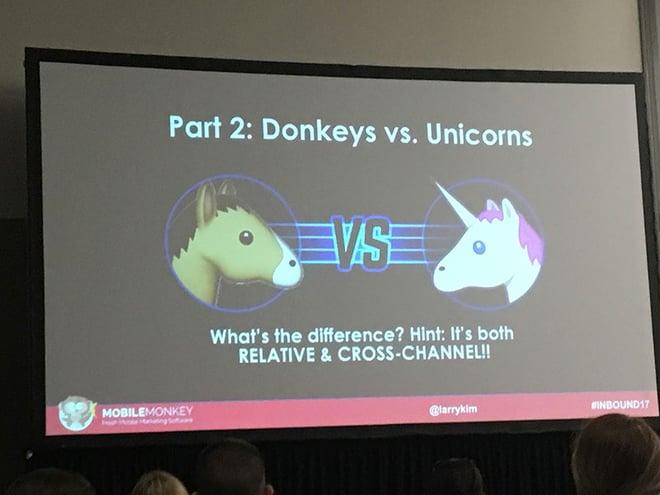 larry kim donkets vs unicorns