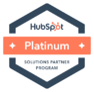 HubSpot Platinum Solutions Partner