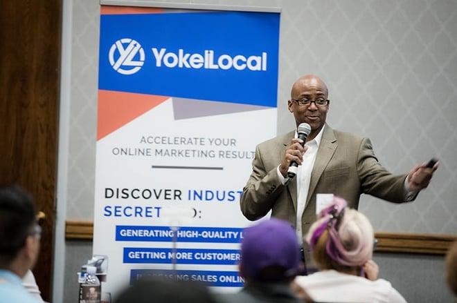 get more customers academy speaker darrell evans