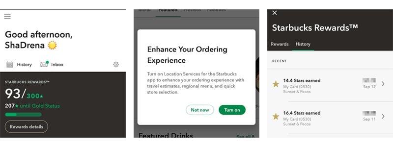 09192018-PersonalizedMarketing-StarbucksRewards