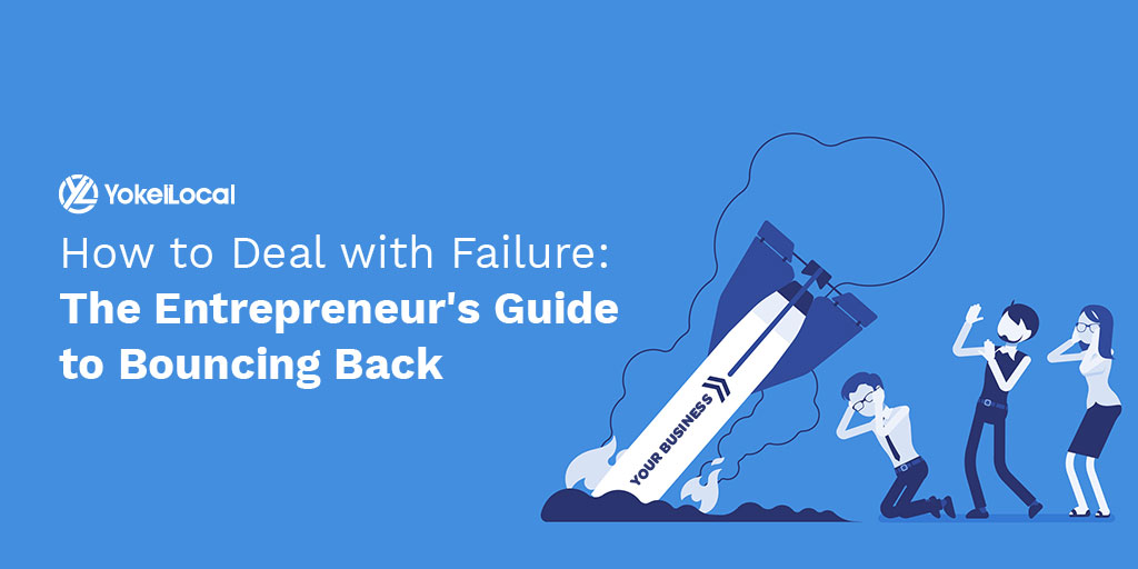 how to deal with failure