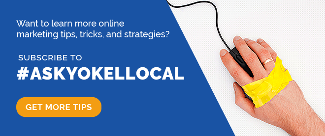 ask yokel local blog subscription